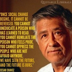 QUOTABLE LIBERALS 