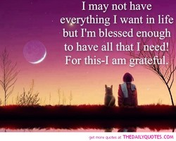 I may not have 