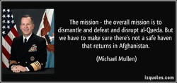 The mission - the overall mission is to 