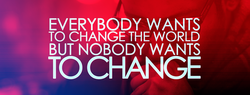 EVERYBODY WANTS 