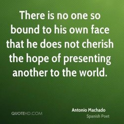 There is no one so 