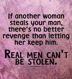 If another woman 