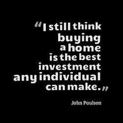 u I still think 