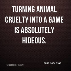 TURNING ANIMAL 