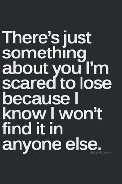 There's just 