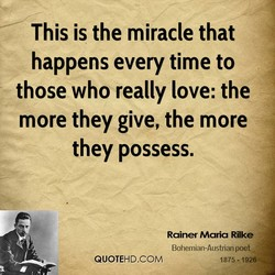 This is the miracle that 