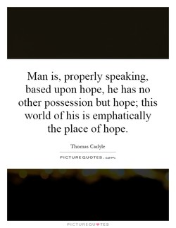 Man is, properly speaking, 