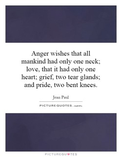 Anger wishes that all 