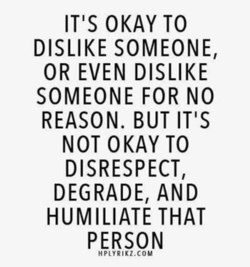 IT'S OKAY TO