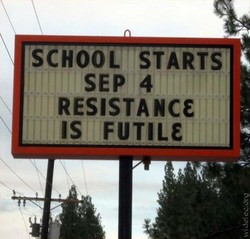 SCHOOL STARTS 