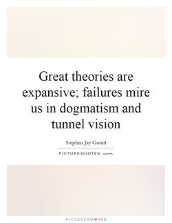 Great theories are 