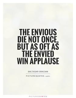 THE ENVIOUS 