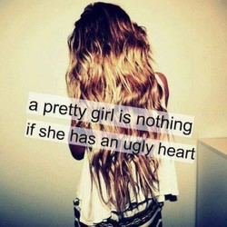 a pretty girl is nothing 