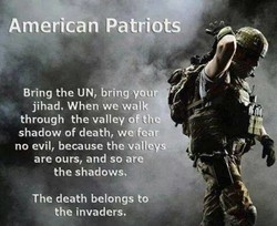 American Patriots 