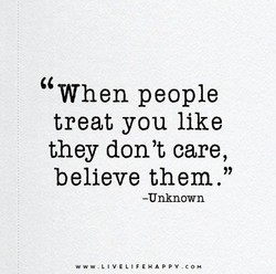 When people 