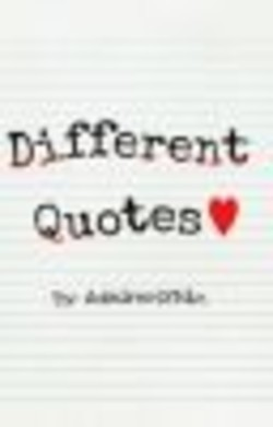 Differeht 