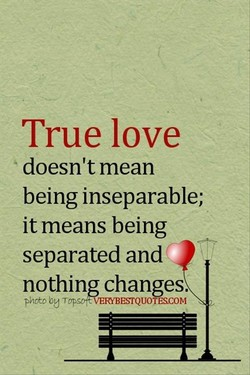 True love 