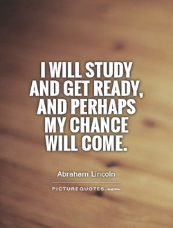 I WILL STUDY 