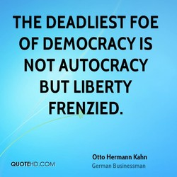 THE DEADLIEST FOE 
