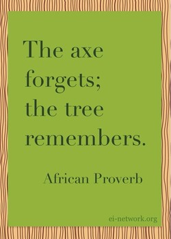 The axe 