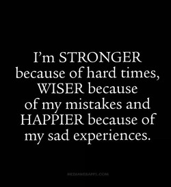 I'm STRONGER 