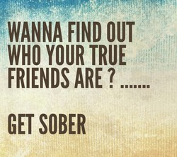 WANNA FIND OUT 
