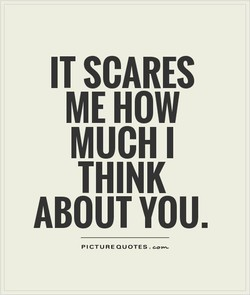 IT SCARES 