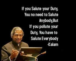 If you Salute your Duty, 