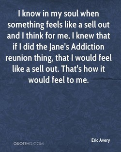 I know in my soul when 