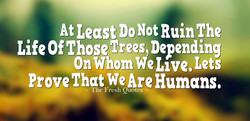 At Least Do Ruin The 