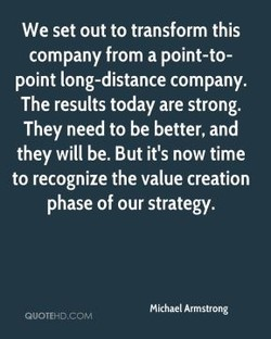 We set out to transform this 