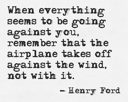 When everything 