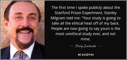 The first time I spoke publicly about the 