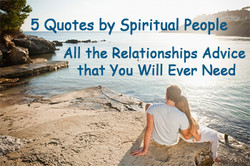 5 Quotes by Spiritugl People 