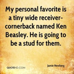 My personal favorite is 