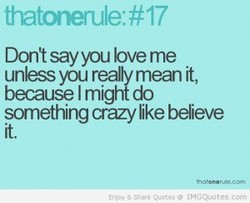 thatonerule:#17 
