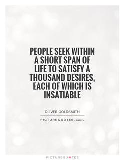 PEOPLE SEEK WITHIN 