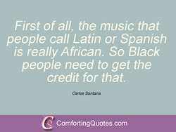 First of all, the music that 