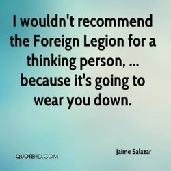 I wouldn't recommend 