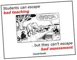 Students can escape 