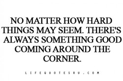 NO MATTER HOW HARD 