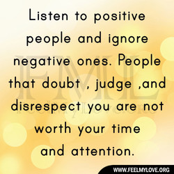 Listen to positive 