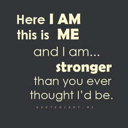 Here I AM 