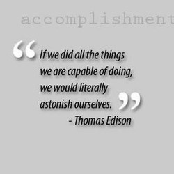 Ifwe did all the things 