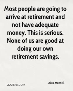 Most people are going to 