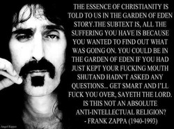 THE ESSENCE OF CHRISTIANITY IS 