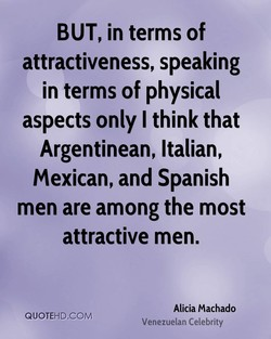 BUT, in terms of 