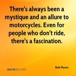 There's always been a 