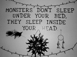 MONSTERS DONT SLEEP 