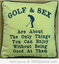 GOLF & 